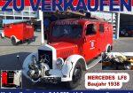 Mercedes-Benz LF8 - Baujahr 1938 Feuerwehr Oldtimer