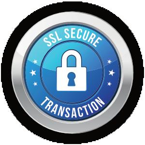 Die Verbindung ist SSL verschlüsselt