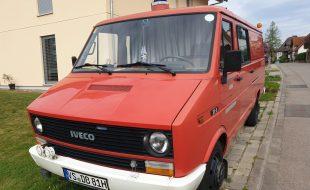 Fiat Iveco 35-8 Oldtimer