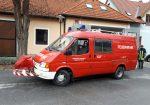 Kleinlöschfahrzeug - KLF Ford Transit 190