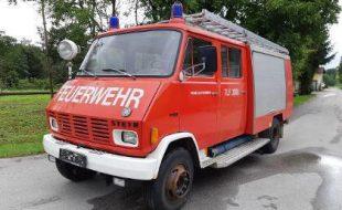 Tanklöschfahrzeug TLF 2000 Steyr 590.110/038